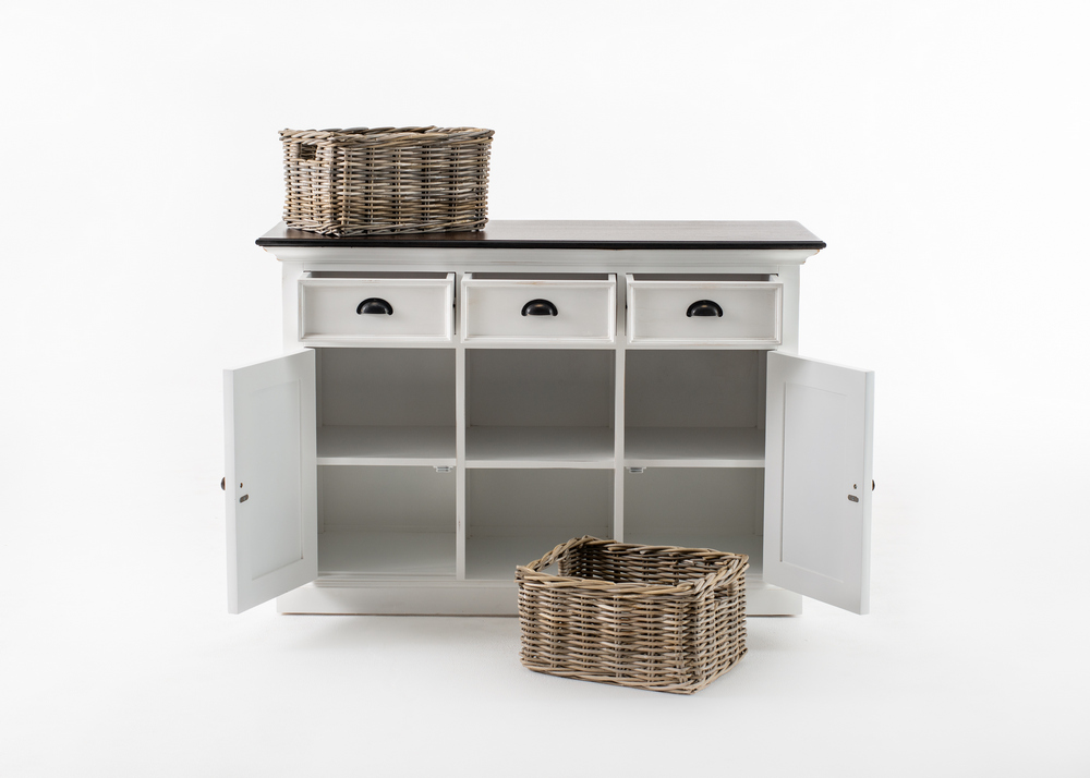 Halifax Accent Buffet with 2 Baskets_8