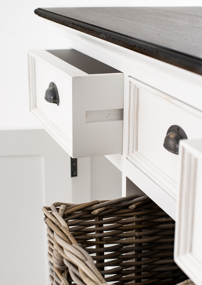 Halifax Accent Buffet with 2 Baskets_12