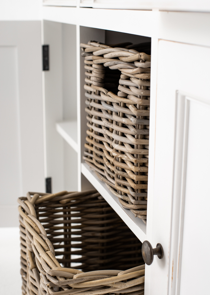Halifax Accent Buffet with 2 Baskets_13