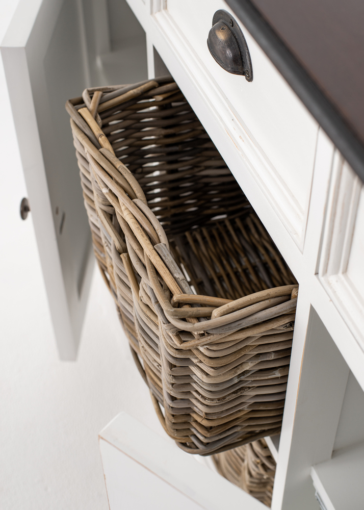 Halifax Accent Buffet with 2 Baskets_15