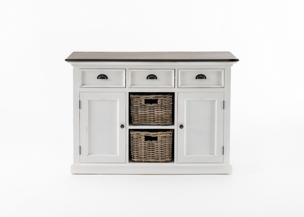Halifax Accent Buffet with 2 Baskets_1