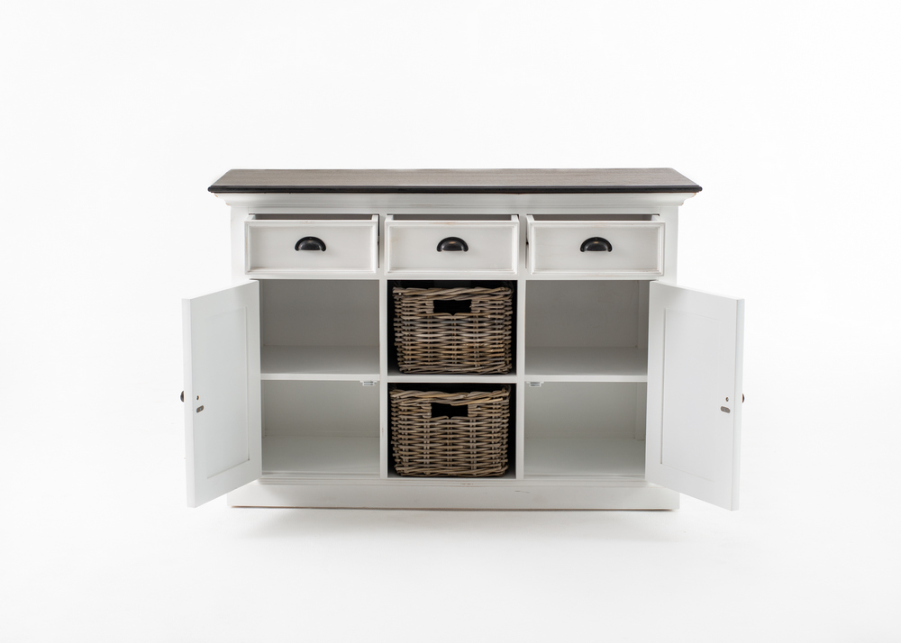 Halifax Accent Buffet with 2 Baskets_2