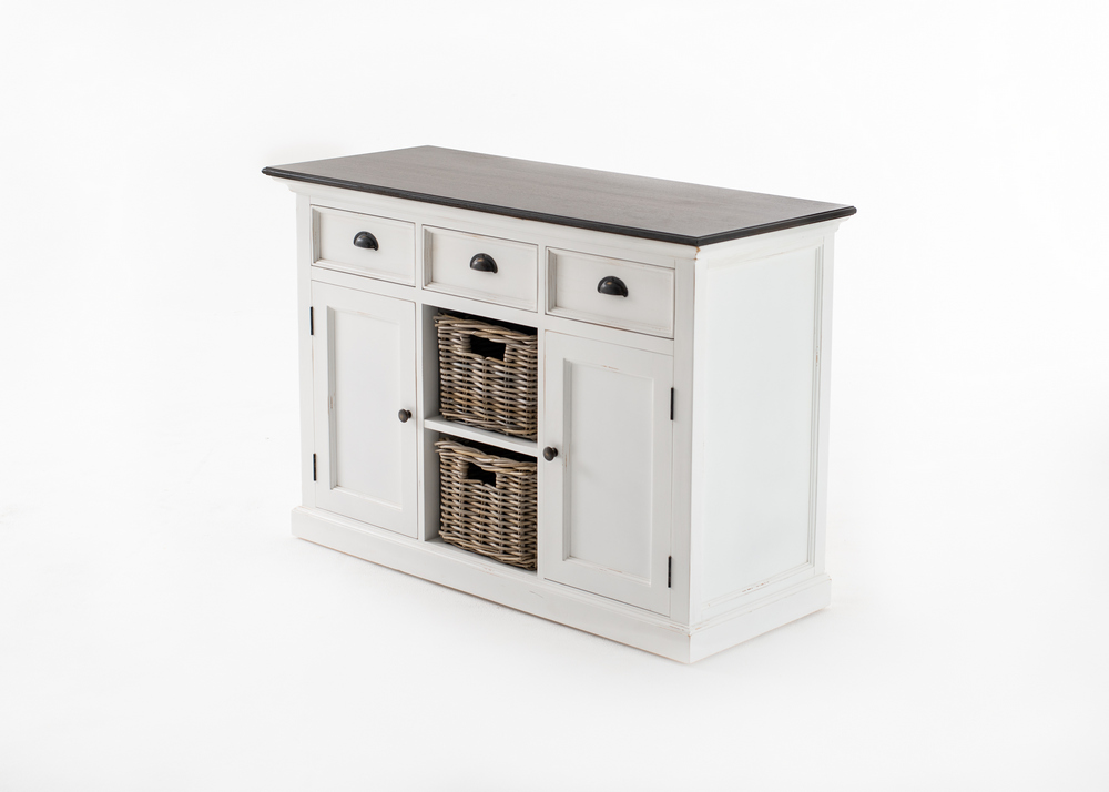 Halifax Accent Buffet with 2 Baskets_3