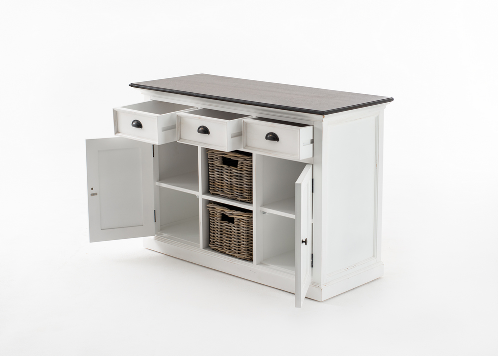 Halifax Accent Buffet with 2 Baskets_4