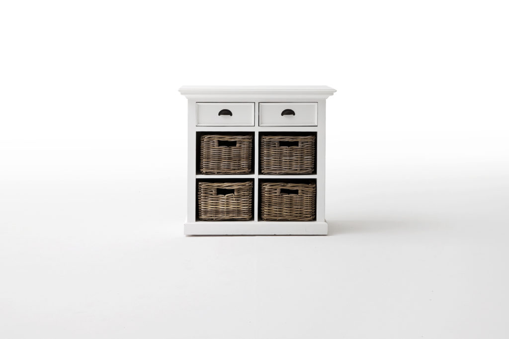 NovaSolo Medium Buffet with Basket Set-3