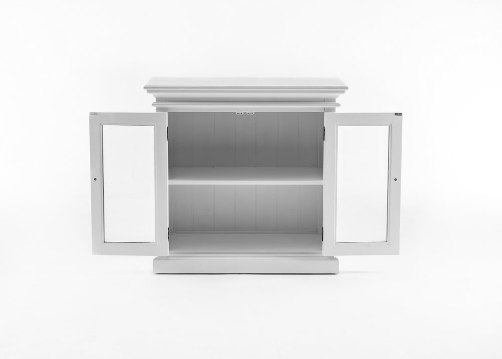 Halifax Display Buffet with 2 Glass Doors_2