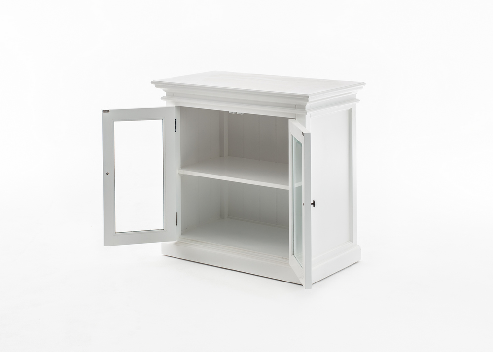 Halifax Display Buffet with 2 Glass Doors_4