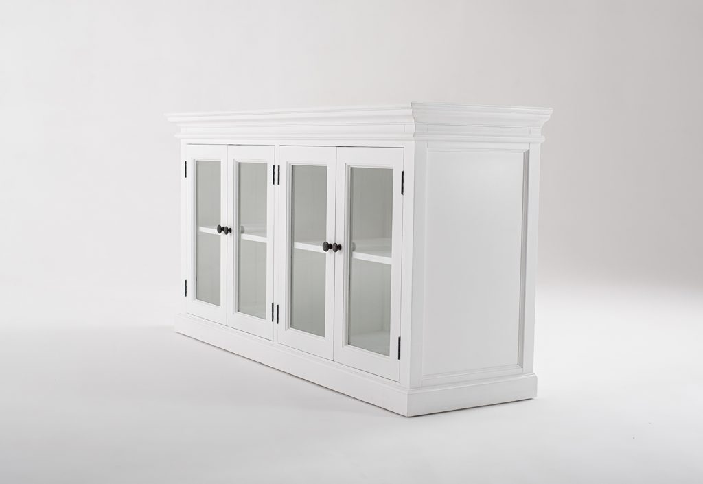 Halifax Display Buffet with 4 Glass Door_2