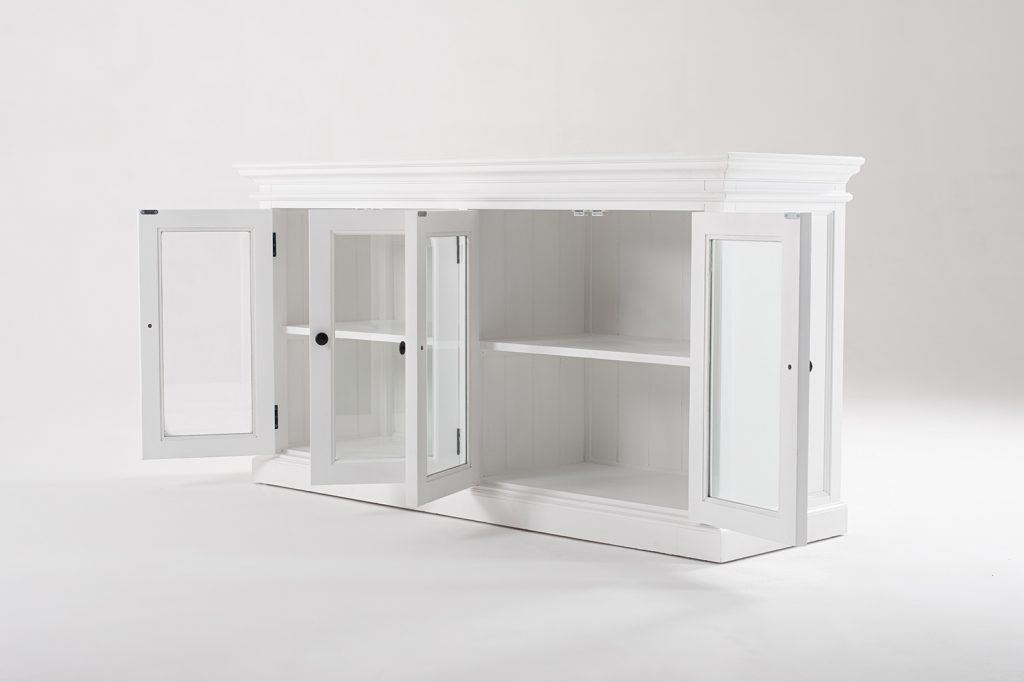 Halifax Display Buffet with 4 Glass Door_3