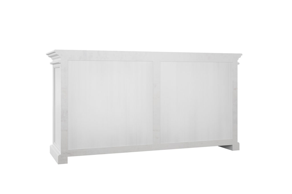 NovaSolo Display Buffet with 4 Glass Doors-2