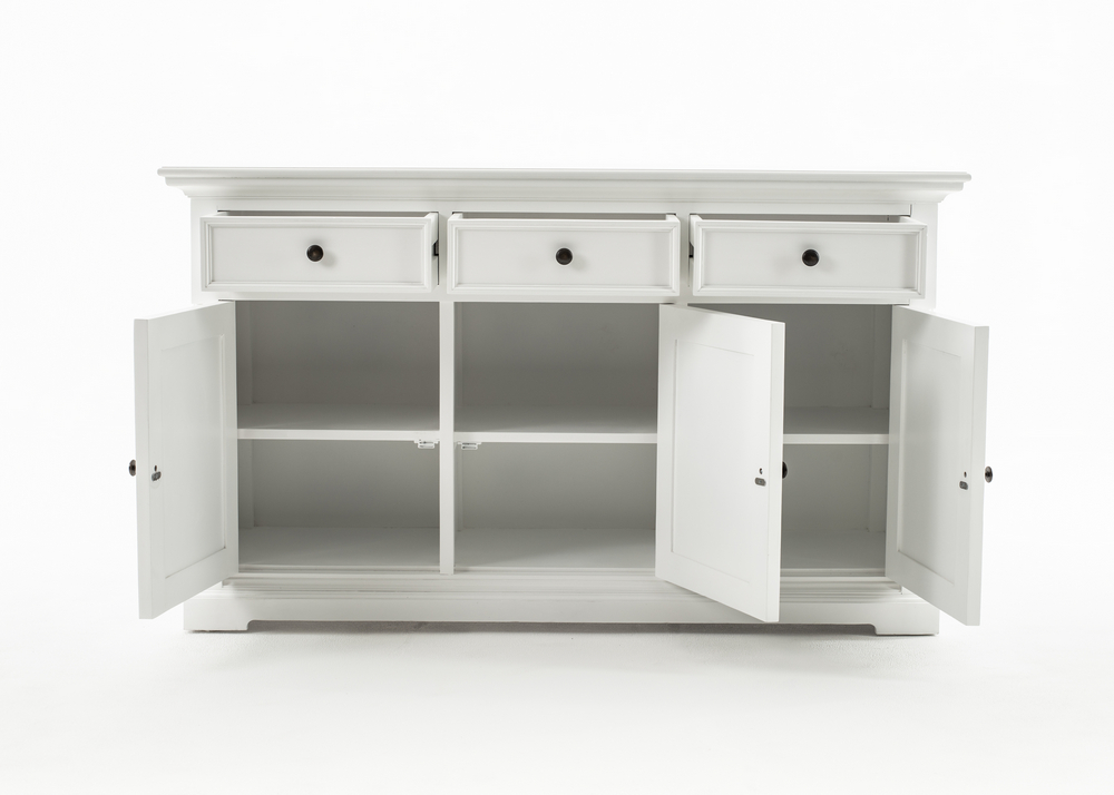 Provence Classic Sideboard with 3 Doors_2