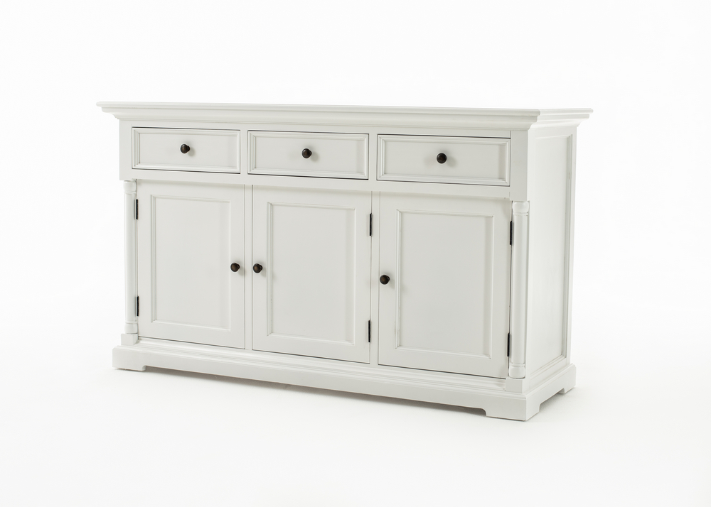 Provence Classic Sideboard with 3 Doors_3