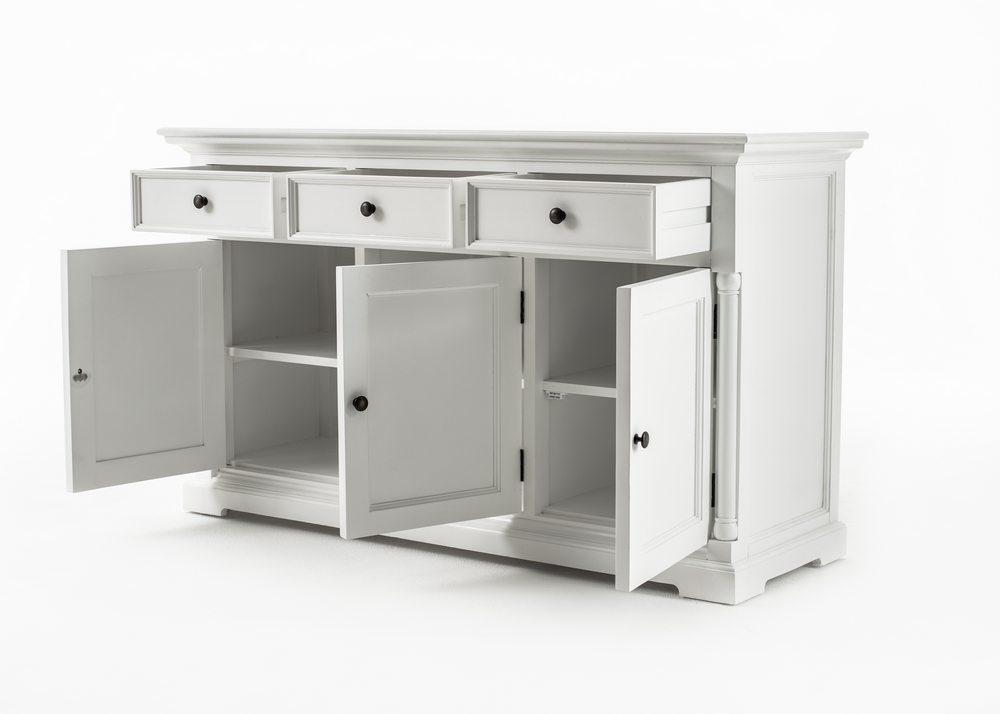 Provence Classic Sideboard with 3 Doors_4