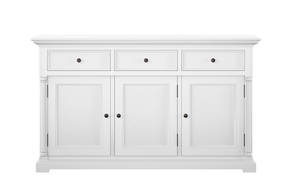 NovaSolo Classic Sideboard with 3 Doors-2