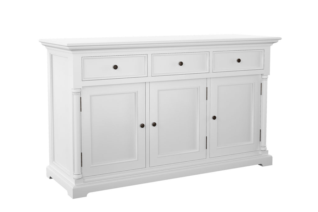 NovaSolo Classic Sideboard with 3 Doors-1