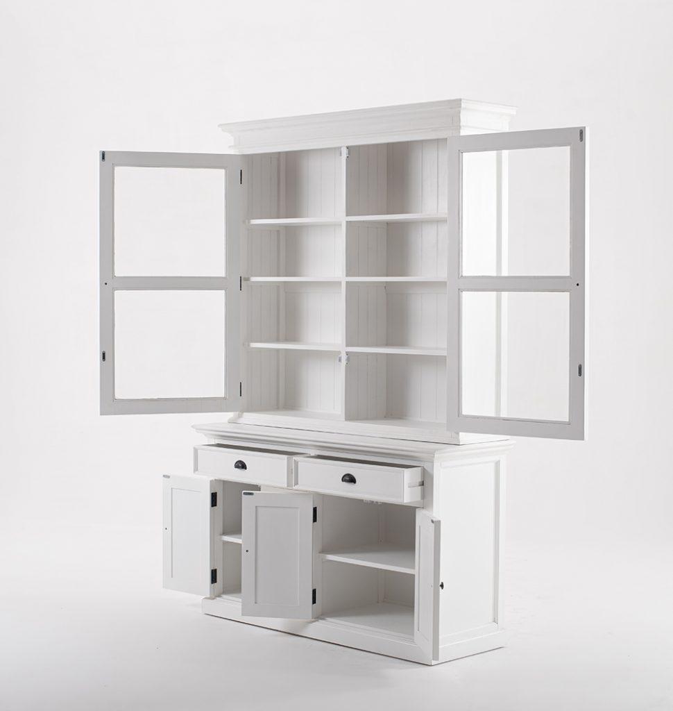 Halifax Glass-Display Hutch Unit_4