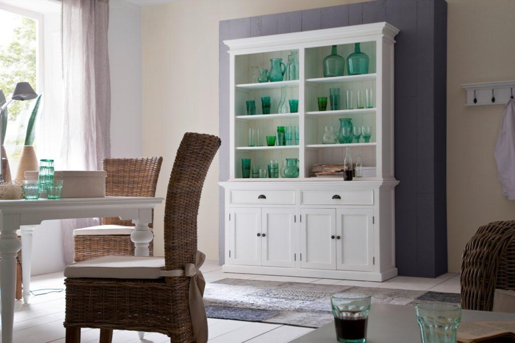 Halifax Hutch Bookcase Unit_1