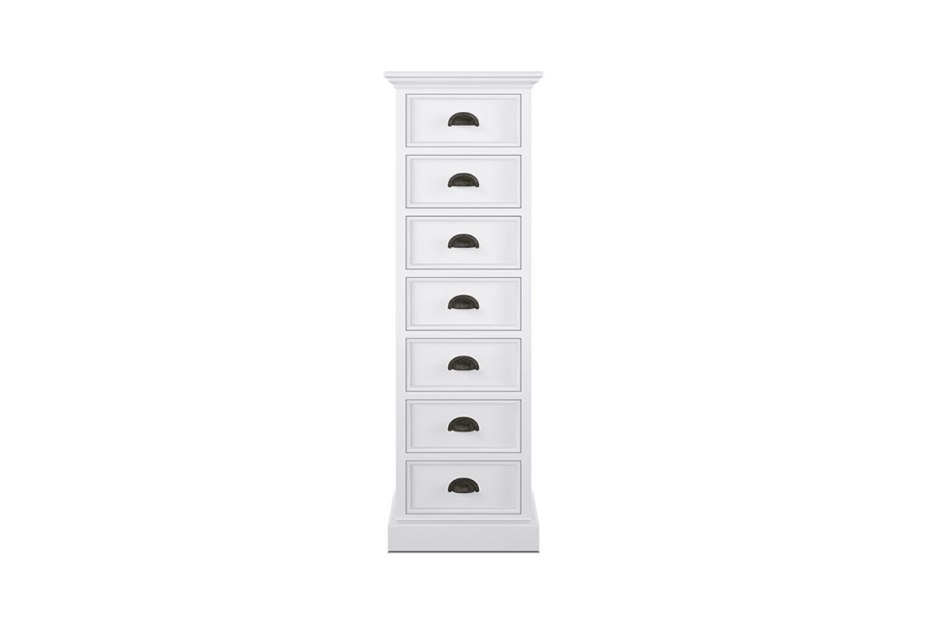 NovaSolo Storage Tower with Drawers-2