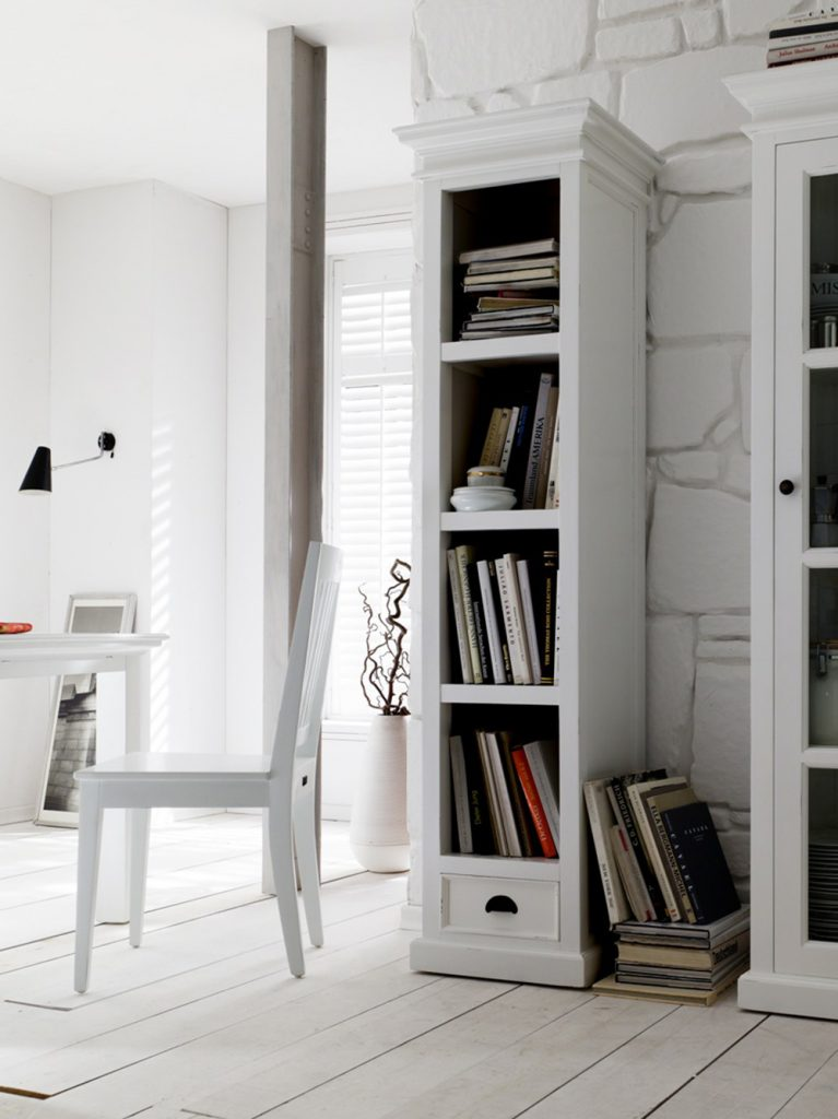 Halifax Bookshelf with Drawer_2