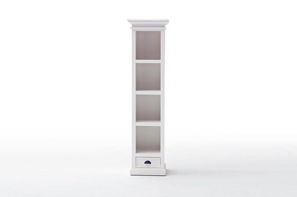 NovaSolo Bookshelf with Drawer-3