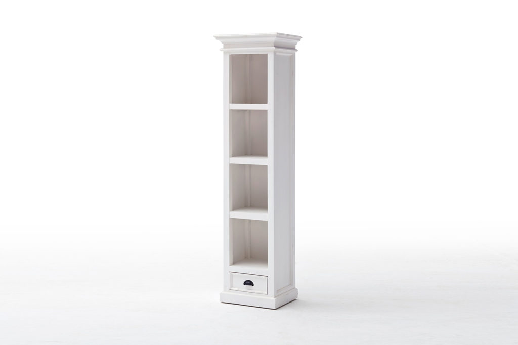 NovaSolo Bookshelf with Drawer-4