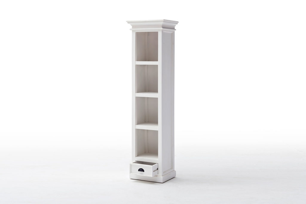 NovaSolo Bookshelf with Drawer-5