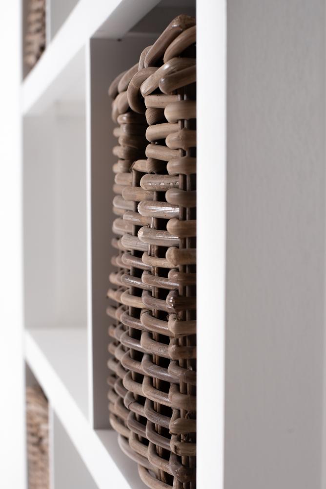 Halifax Room Divider with Basket Set_12
