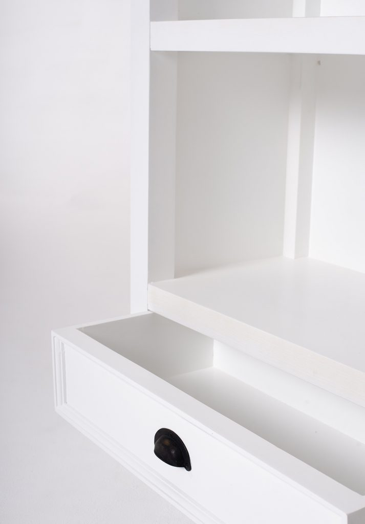 Halifax Bookcase with 1 Drawer_9