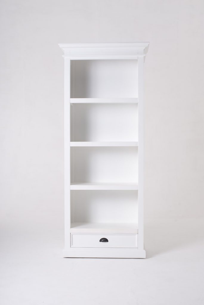 Halifax Bookcase with 1 Drawer_3