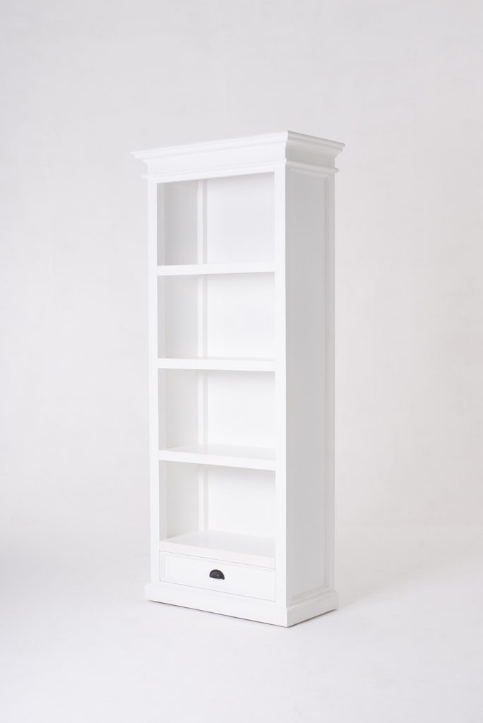 Halifax Bookcase with 1 Drawer_4
