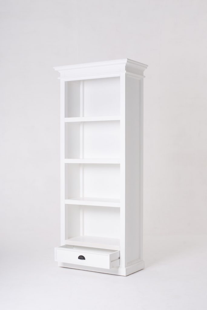 Halifax Bookcase with 1 Drawer_5