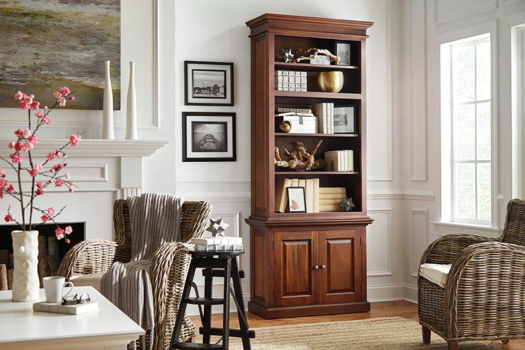 Toscana Standard Bookcase_1
