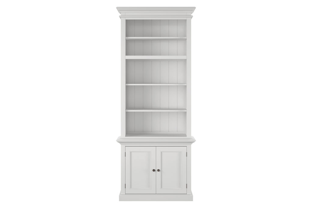 NovaSolo Single - Bay Hutch Unit-3
