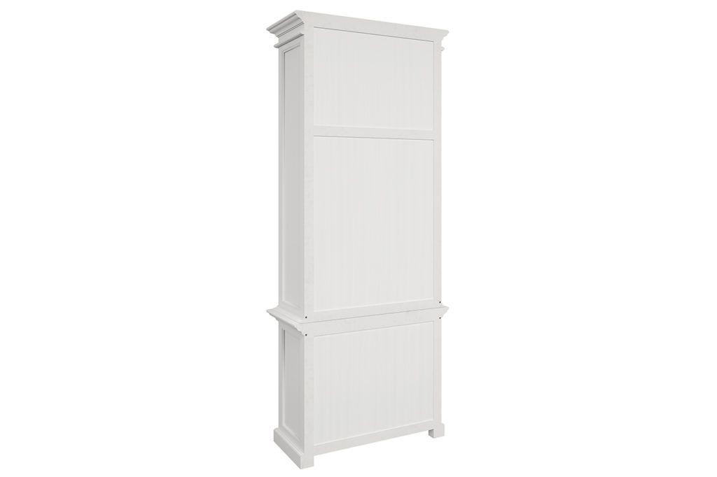 NovaSolo Single - Bay Hutch Unit-5