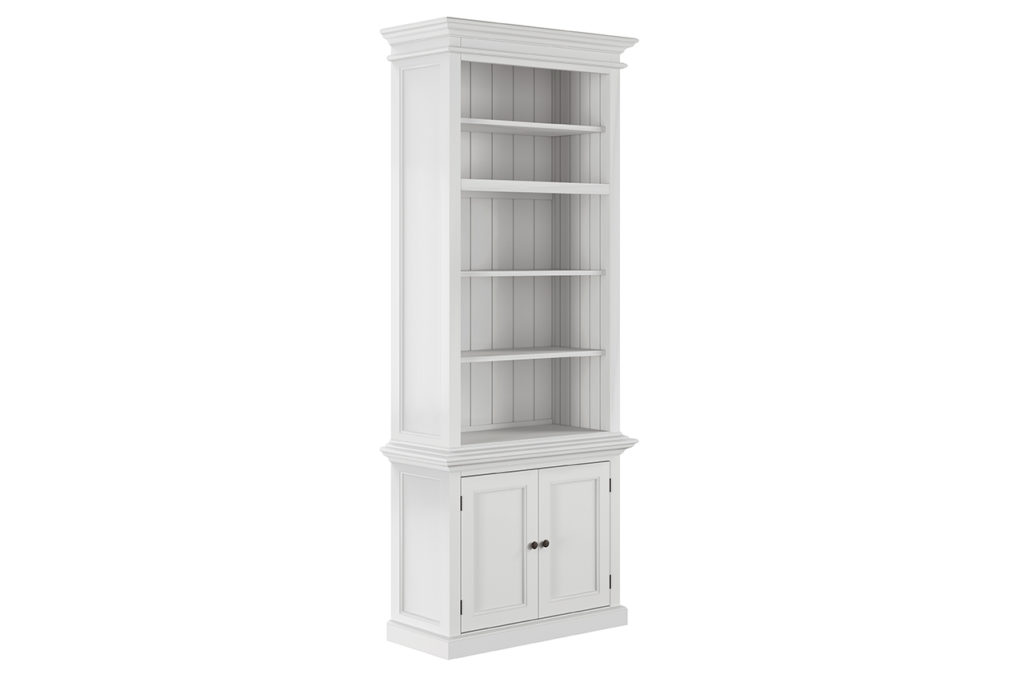 NovaSolo Single - Bay Hutch Unit-4