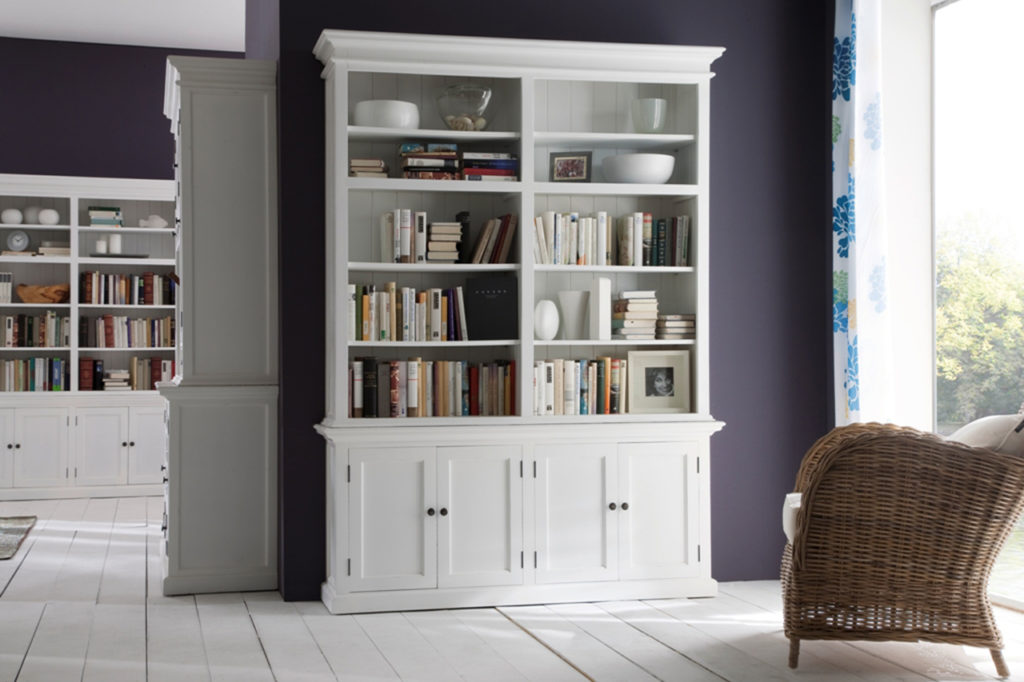 NovaSolo Double - Bay Hutch Unit-1
