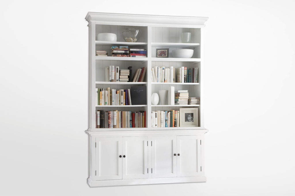 NovaSolo Double - Bay Hutch Unit-2