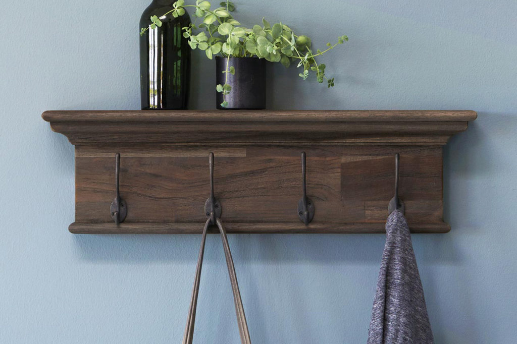 NovaSolo Four - Hook Coat Rack-1