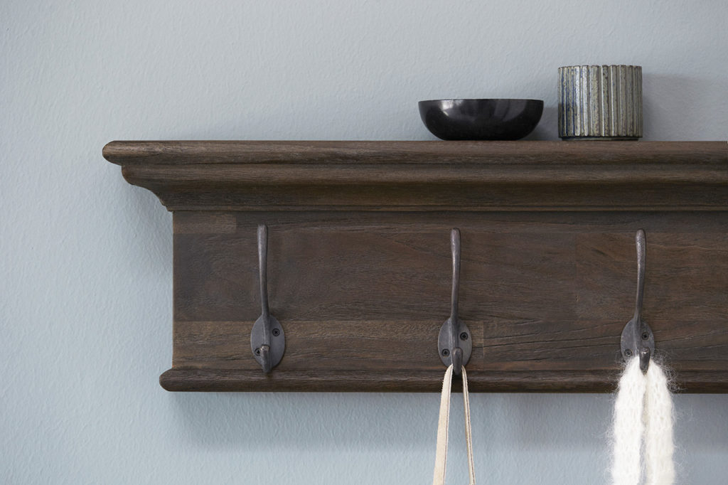 NovaSolo Four - Hook Coat Rack-2