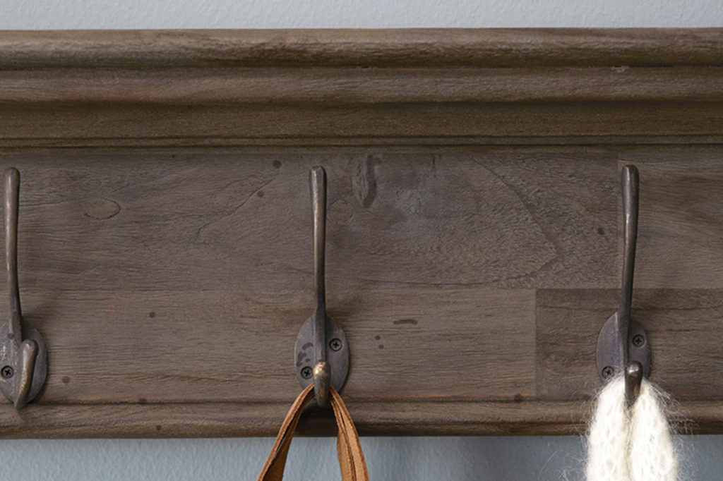 NovaSolo Four - Hook Coat Rack-3