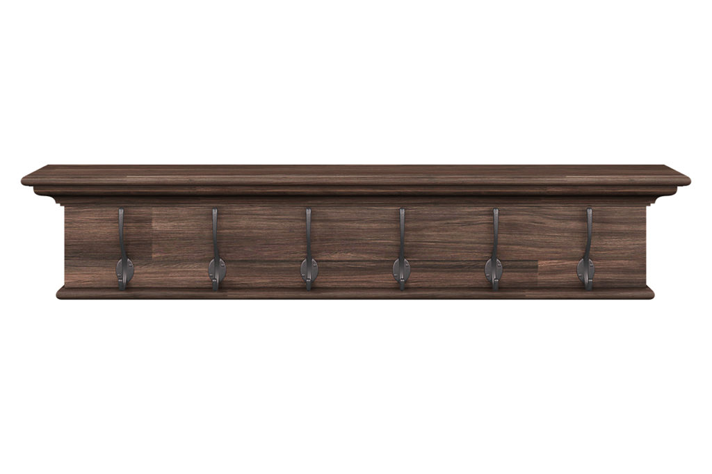 NovaSolo Six - Hook Coat Rack-5