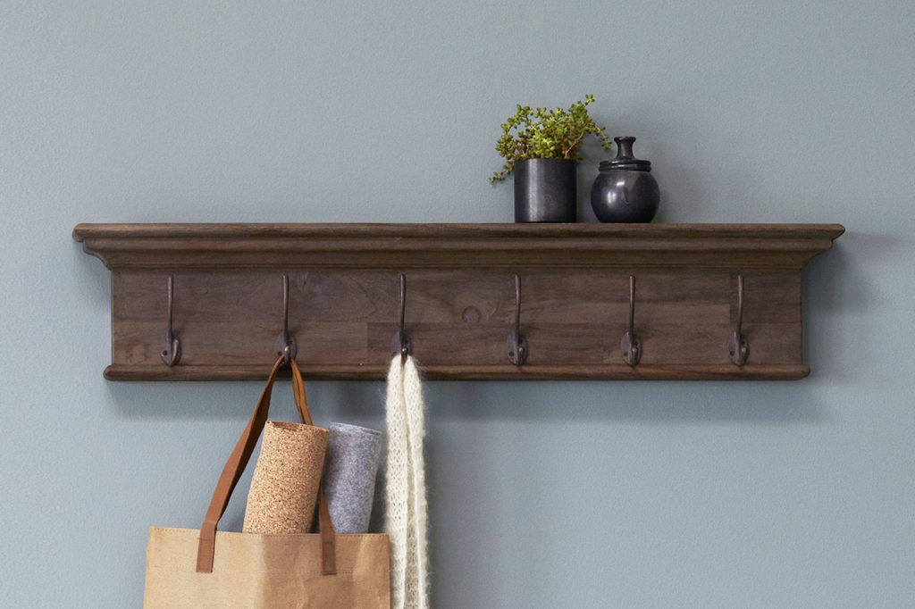 NovaSolo Six - Hook Coat Rack-1
