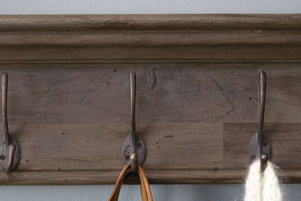 NovaSolo Six - Hook Coat Rack-3