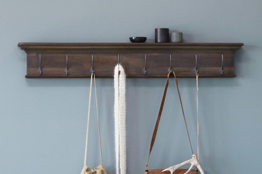 NovaSolo Eight - Hook Coat Rack-1