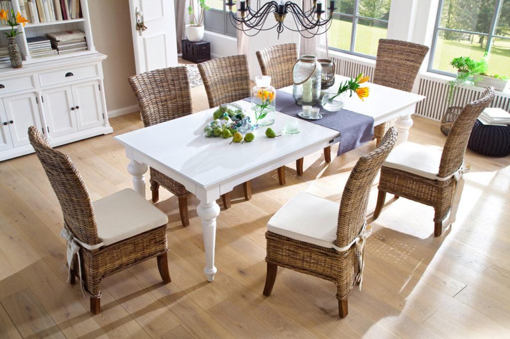 """NovaSolo 94"""" Dining Table-1"""