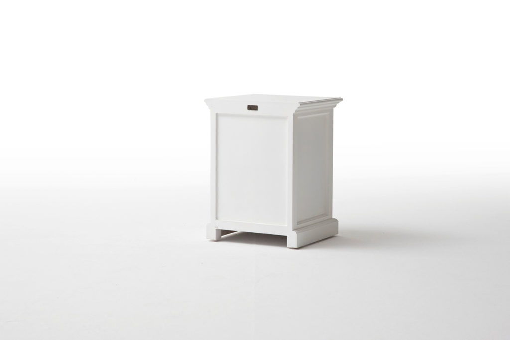 NovaSolo Bedside Table with Dividers-9