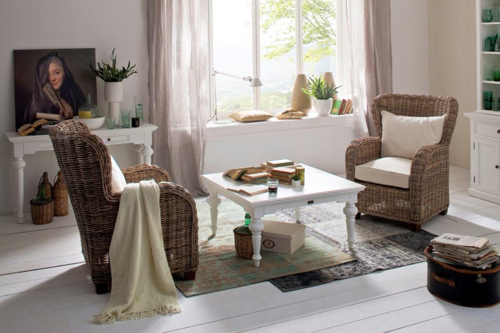NovaSolo Square Coffee Table-1