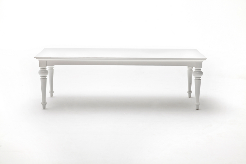 """Provence 94"""" Dining Table_3"""