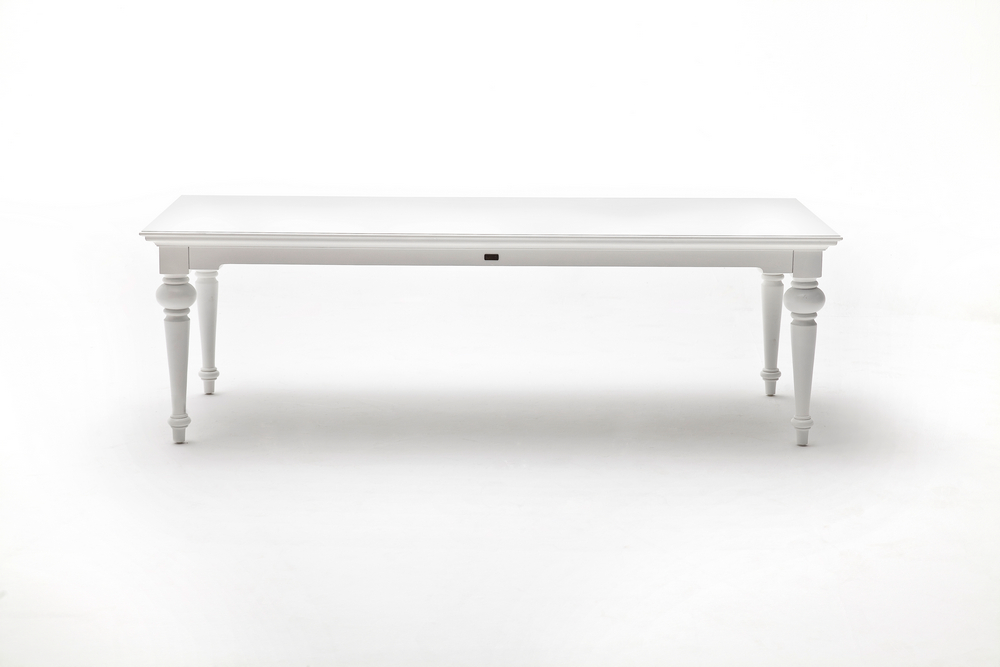 """Provence 94"""" Dining Table_6"""