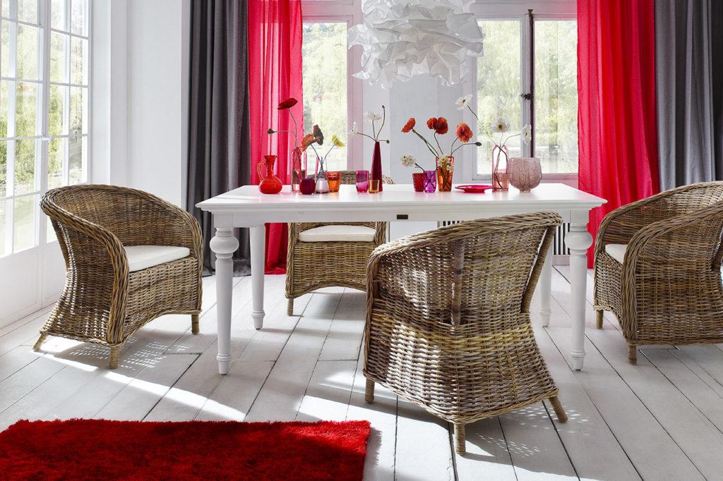 NovaSolo Bonsun Armchair with Cushion (Set of 2)-1